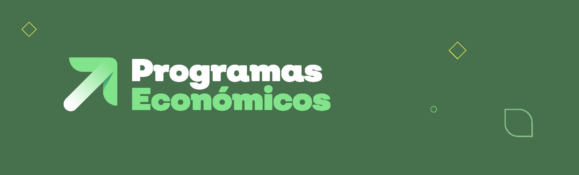 Programas económicos